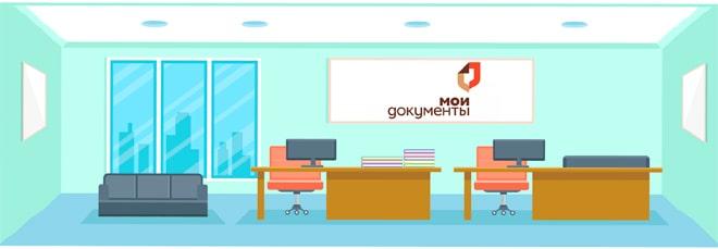 МФЦ офис